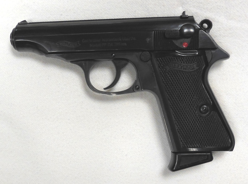 Walther PP Kal. 7,65