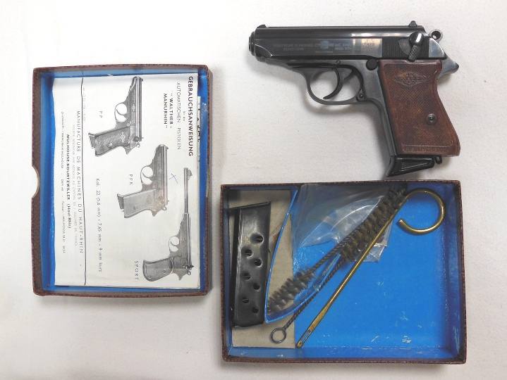 Walther PPK Kal. 7,65
